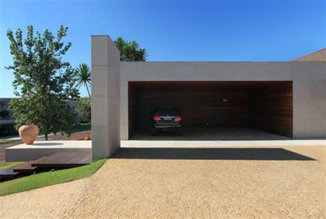moderne garagen 30 originelle designs - Moderne Garage