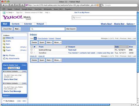 email yahoo outlook setup yahoo account to outlook 2011 mac using imap