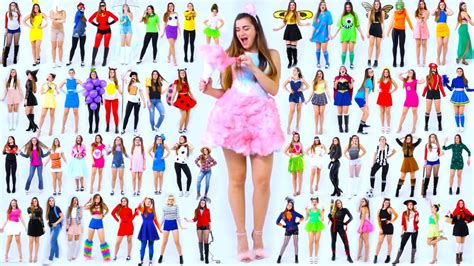 minute diy halloween costume ideas cloecouture