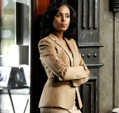 Kerry Washington Wardrobe by Costume Designer Lyn Paolo On The Challenges Of