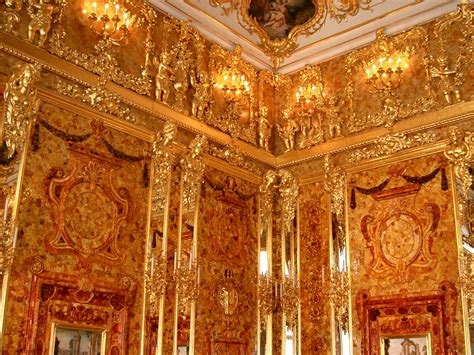 Room Catherine Palace St Petersburg lost splendor the restored room catherine palace