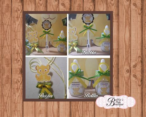 king baby shower favor ideas king baby shower favors king pacifier baby shower