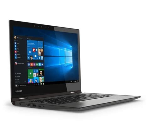 toshiba announces 12 5 satellite radius 12 2 in 1 convertible laptop