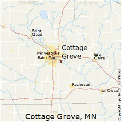 best places to live in cottage grove minnesota