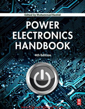 richard motor electronics handbook power electronics handbook fourth edition engineering books pdf
