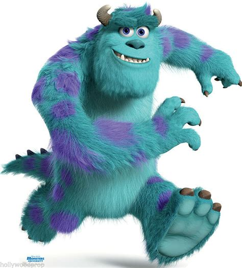 Inc Sulley monsters inc sulley sully lifesize standup standee cutout poster new ebay