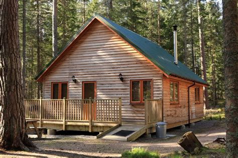 Scotland Cabins by Cairngorm Lodges Your Forest Retreat In Royal Deeside