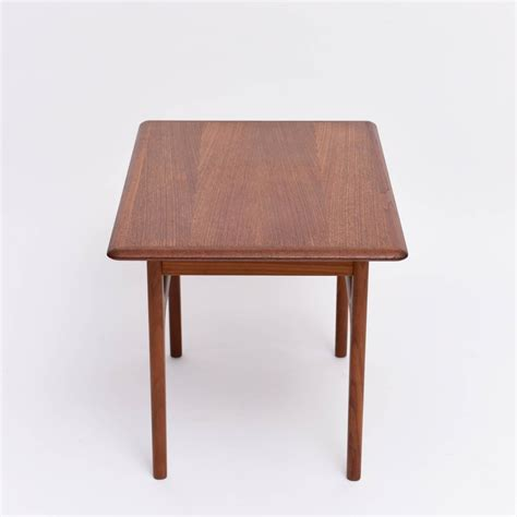 mid century modern teak coffee sofa table scandinavia