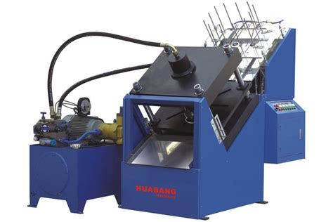Paper Plate Machine - hydraulic large size paper plate dish tray forming machine