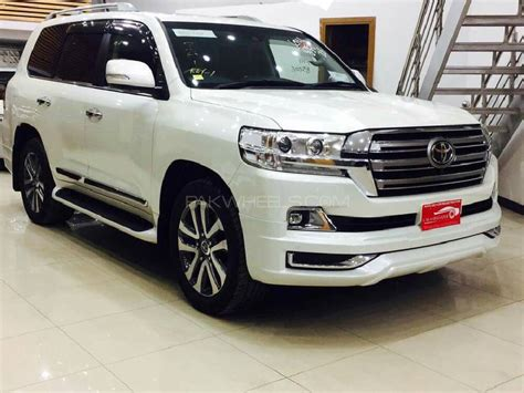 toyota land cruiser 2015 toyota land cruiser zx 2015 for sale in islamabad pakwheels