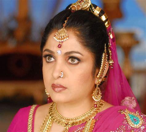 film actress ramya ramya krishna act in rudraksha telugu movie