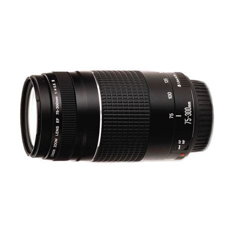 Canon Lensa Ef 75 300mm F4 5 6 canon ef 75 300mm f4 5 6 iii lens price in bd