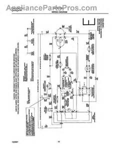parts for frigidaire gler642as0 134067000 wiring diagram parts appliancepartspros