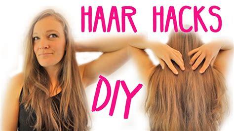 diy hacks youtube 11 hair hacks die jeder kennen sollte selber schneiden