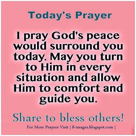 prayers for comfort and peace prayer god s peace