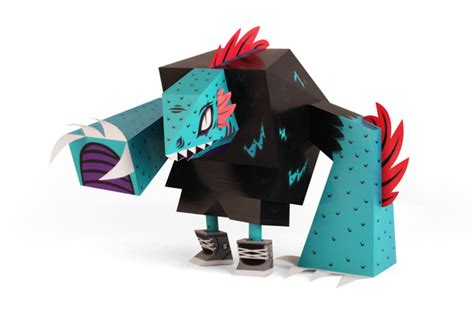 Papercraft Designer - awesome paper toys