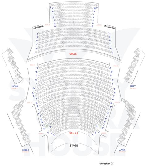 Sydney Opera House Seating Plan Sydney Opera House Seating Images