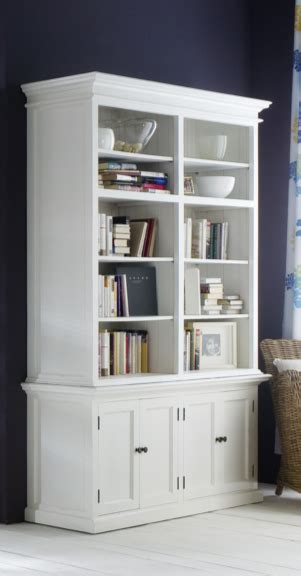 7 Great Bookcases For Your Home Library Cute Furniture White Library Bookcase