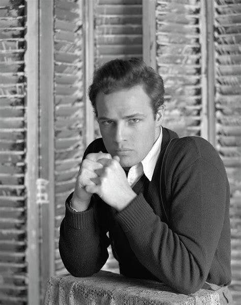 Portrait Of Marlon Brando by Serge Balkin