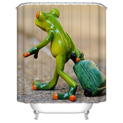 frog shower curtain hooks popular frog shower curtains buy cheap frog shower
