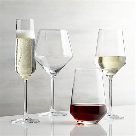 Crate And Barrell Rugs Tour Wine Glasses Crate And Barrel