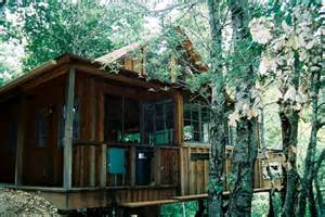 luxury cabin tree houses california