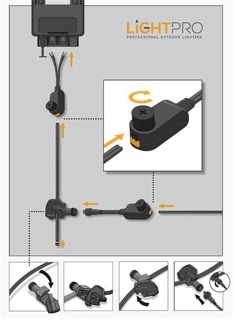 12v outdoor lighting system lightpro 12v professional outdoor lighting system