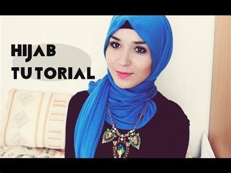 Simple Hijab Tutorial Youtube | 535 best images about hijab style on pinterest hashtag