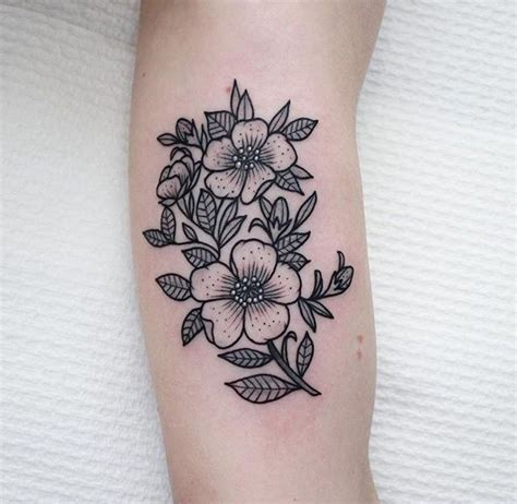 jasmine tattoo best 20 flower tattoos ideas on