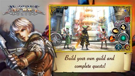 game rpg action mod apk online rpg avabel action v4 0 0 apk mod android store