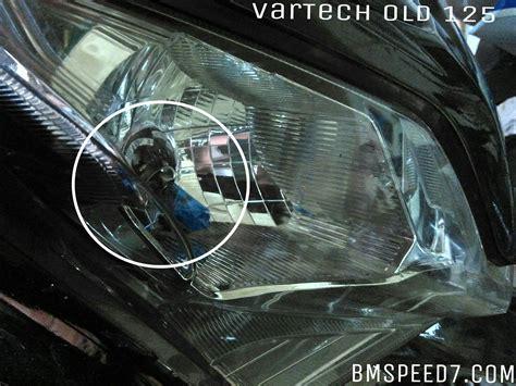 Reflektor Headl Honda Vario125 Fi reflektor vario 125 meleleh bmspeed7 com 2 187 bmspeed7