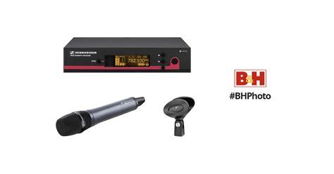 Mikropon Mic Sennheiser Ew 135 G3 Single Profesional Artis 3vvnc sennheiser ew 135 g3 wireless handheld ew 135 g3 a1 us b h