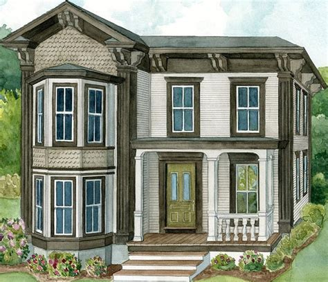 top 15 house designs and architectural styles to ignite 100 italianate victorian house plans image from