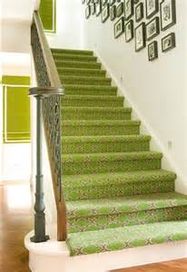 Stairs Carpet Ideas by 35 Cool Stair Carpet Runners To Make Your Life Safer