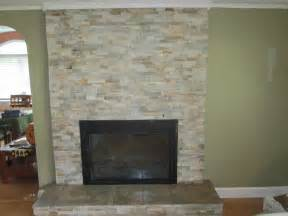 rock tile fireplace place tile installation in lynfield mass