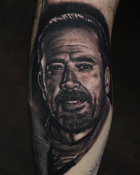 walking dead tattoo the walking dead