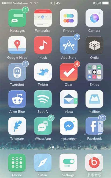 windows 8 theme for iphone ios 6 iphone 6 e iphone 6 plus i migliori temi da installare con