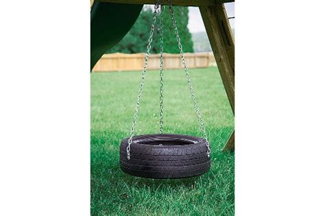 tire swing chain your best choice for amish playsets from lancaster pa
