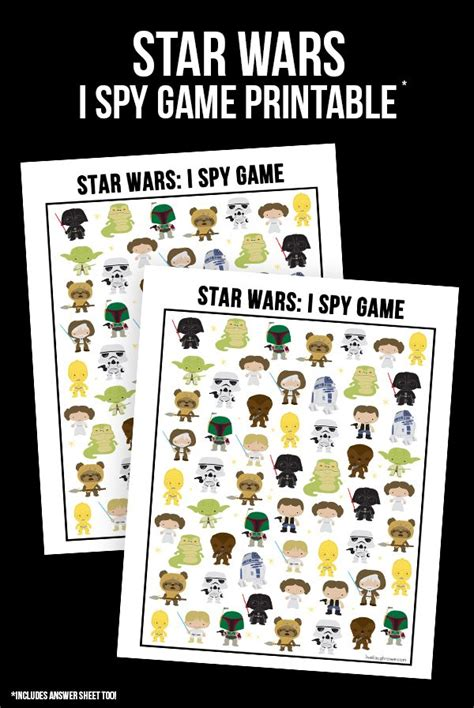 printable star wars growth chart free star wars game i spy printable live laugh rowe