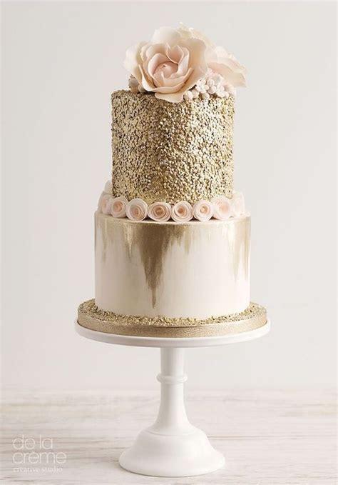 Hochzeitstorte Glitzer by Glitter Wedding Cake Ideas Http Www Himisspuff