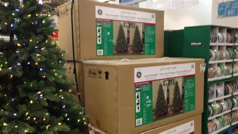 costco selling christmas trees in july has people asking