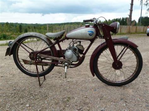 Motorrad Oldtimer Wann by Nsu 98 Cc 1953 Wann Startest Du Auf Nsu