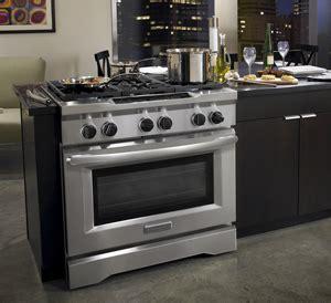 kitchenaid kdrs467vss review 36 commercial style dual