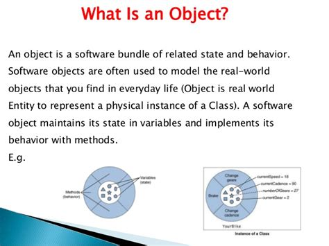 object biography definition oops concept in java object oriented programming in java