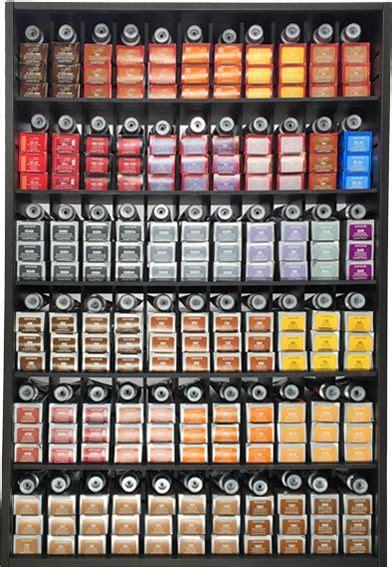 Shelf Of Hair Color by Best 20 Hair Salon Ideas On