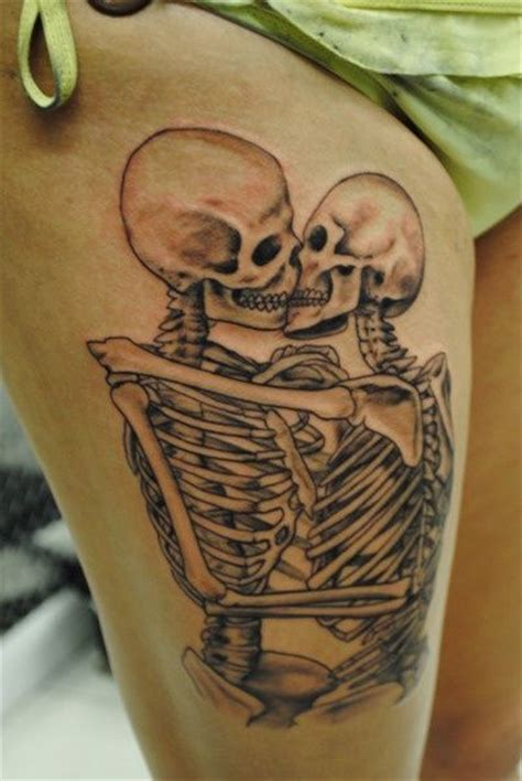 intimate tattoo designs i skeletons the seems intimate and i