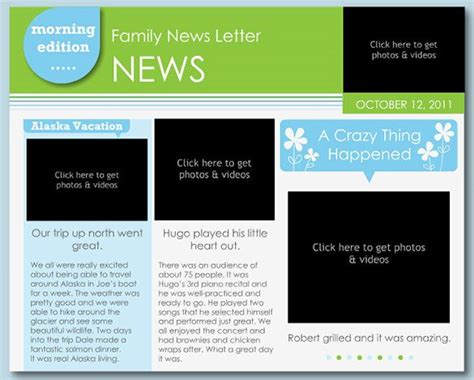 microsoft newsletter templates word publisher