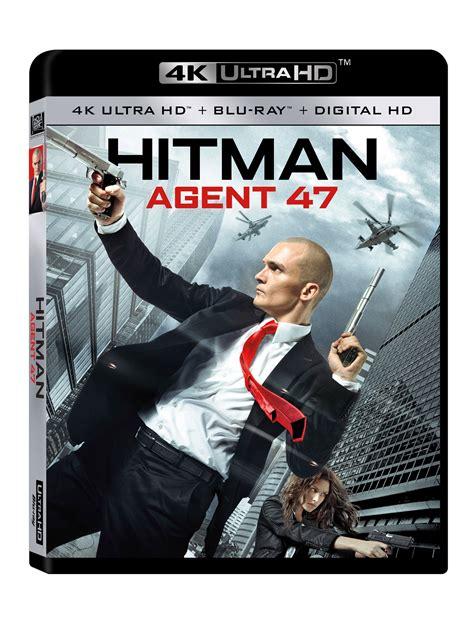 film blu ray uhd 4k hitman agent 47 4k ultra hd blu ray brand new uhd movie