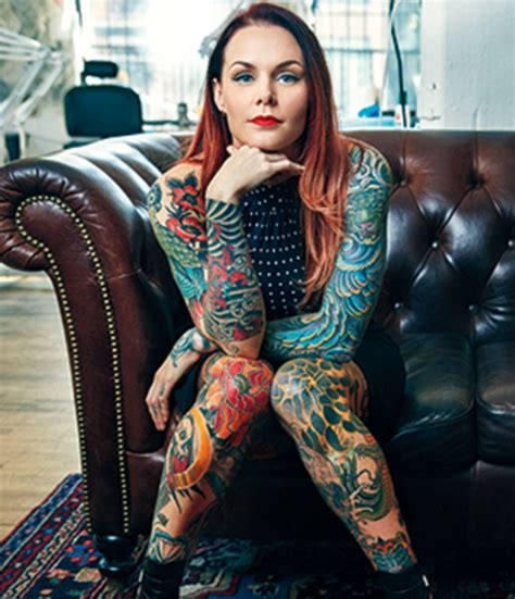 top 25 female tattoo artists you should know ink vivo