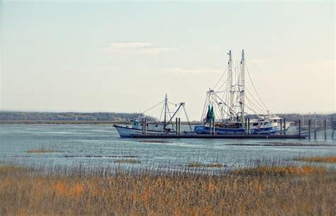 shrimp boat hilton head shrimp boat hilton head island hdr creme